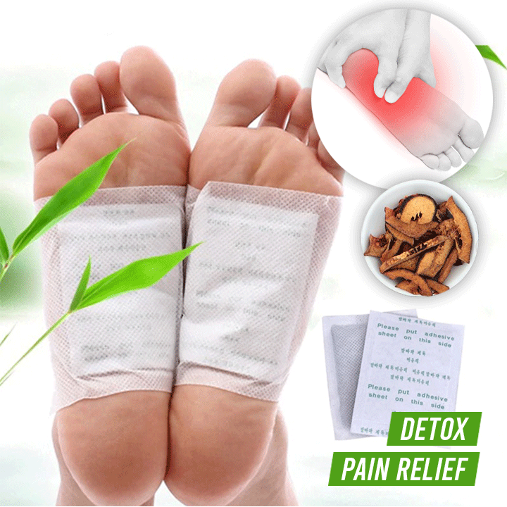 Herbal Detox Foot Patch summertwinkle