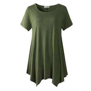 Loose fit Dress T-shirt summertwinkle dark green S