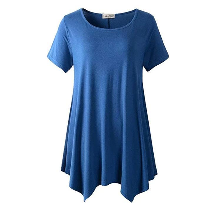 Loose fit Dress T-shirt summertwinkle blue S