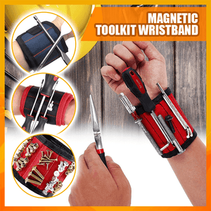 Magnetic Toolkit Wristband summertwinkle