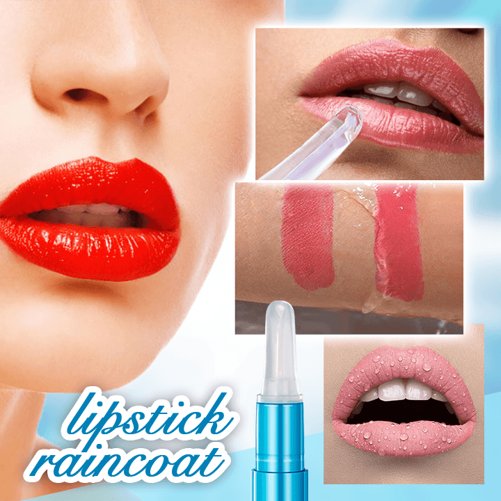 Lipstick Raincoat summertwinkle