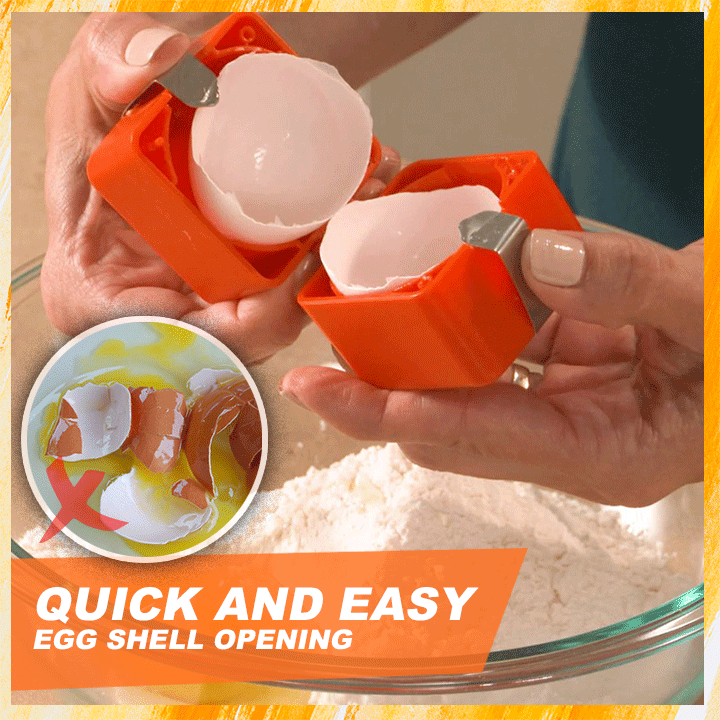Cubic Egg Cracker Kitchen summertwinkle