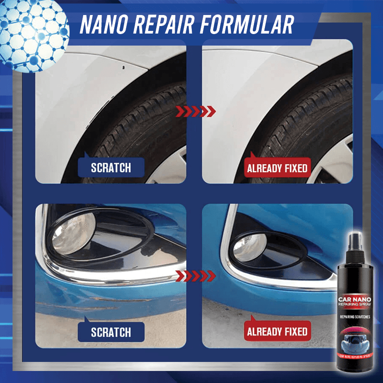 Nano Car Repair Spray summertwinkle