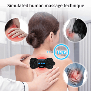 Mini Cervical Massage Pad Beauty & Health summertwinkle