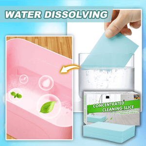 Self-dissolve Cleaning Paper summertwinkle