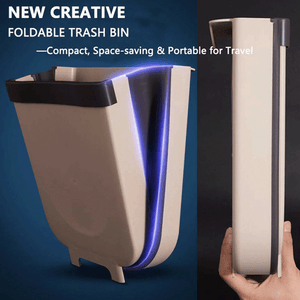 Foldable Trash Bin summertwinkle