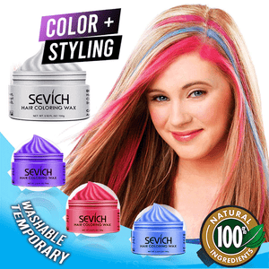 Color Hair Styling Wax summertwinkle