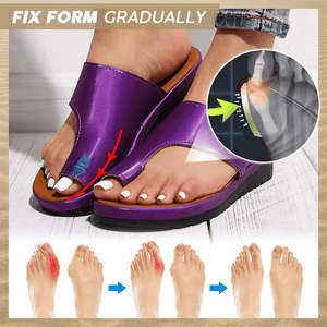 Foot Correction Sandals summertwinkle