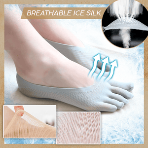 Five Toes Breathable Socks summertwinkle