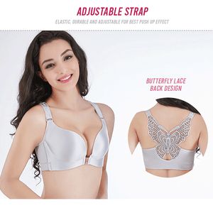 Front Buckle Push Up Bra summertwinkle
