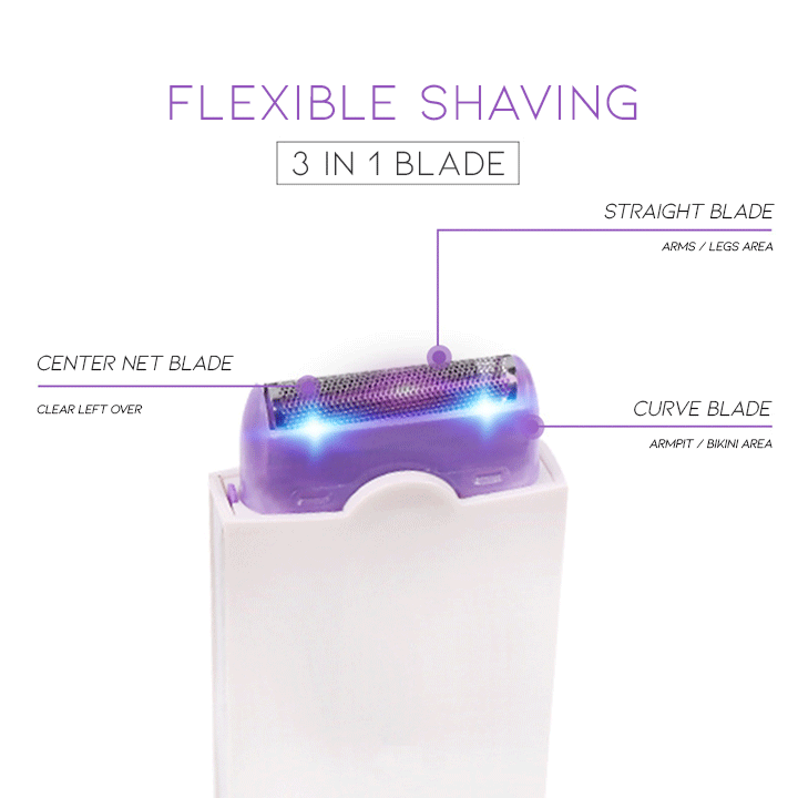 Lithium Ion Hair Remover summertwinkle