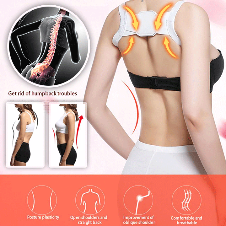 Back Shoulder Posture Corrector summertwinkle