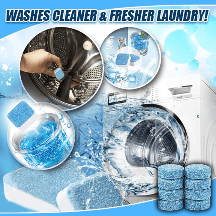 Washing Machine Cleaner Tablet (3pcs/5pcs/10pcs) summertwinkle