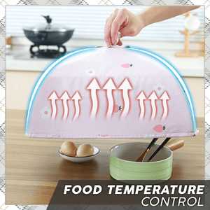 Foldable Thermal Food Cover summertwinkle