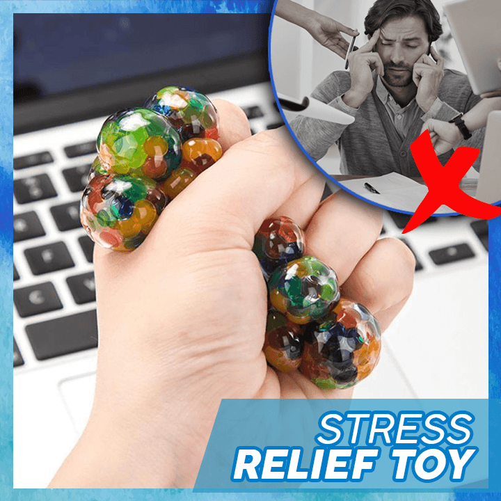 Stress Relief Squishy Ball summertwinkle