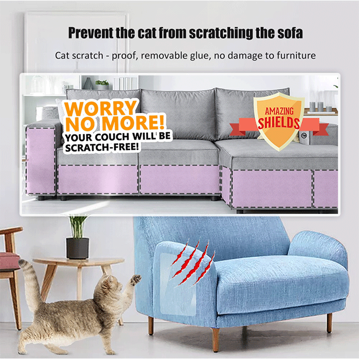 Anti-Scratch Couch Shield summertwinkle