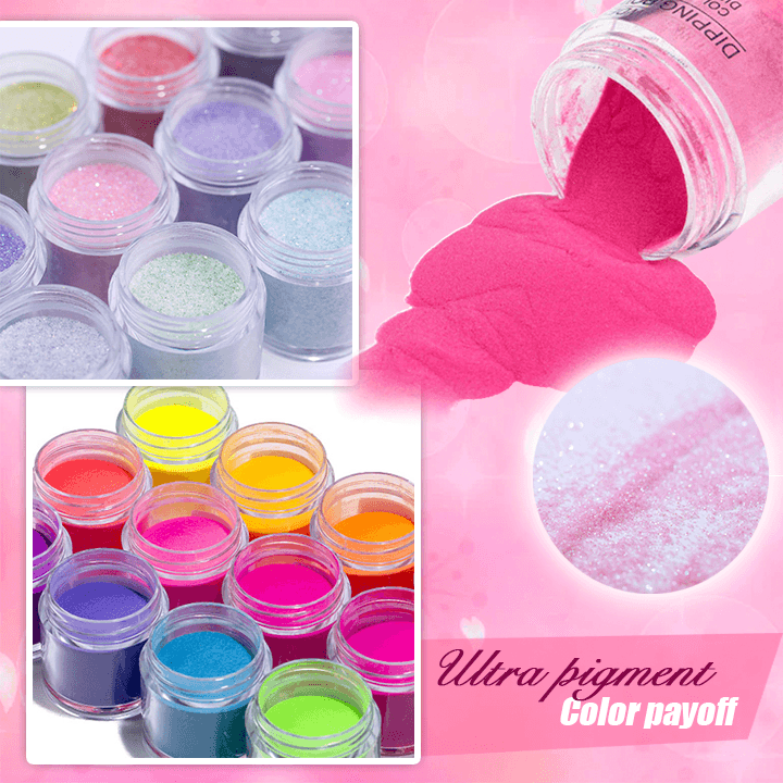 Nail Dipping Powder summertwinkle