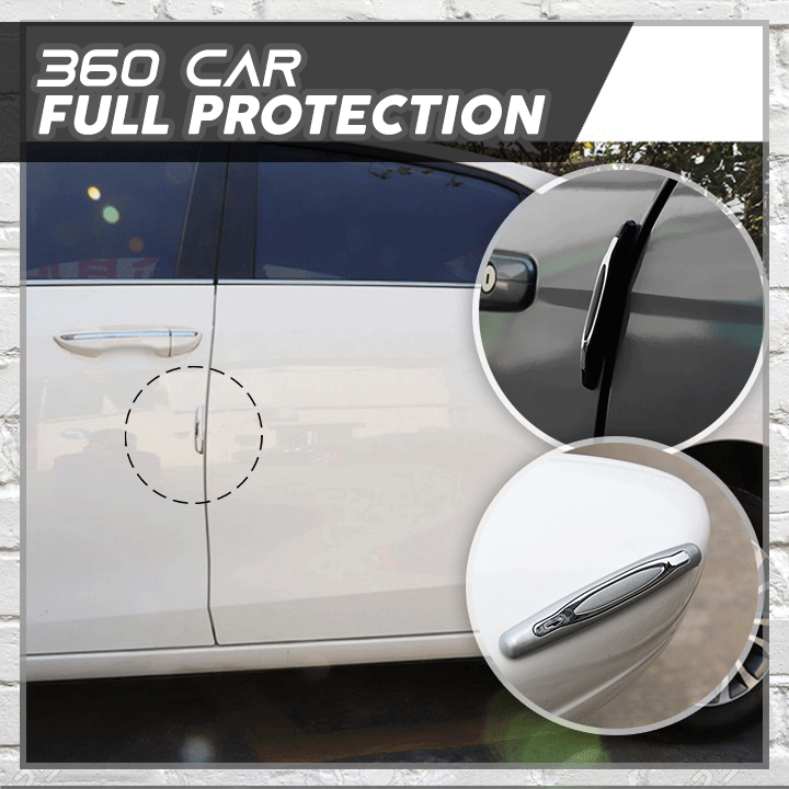 Anti-collision Car Door Strips (4pcs) summertwinkle