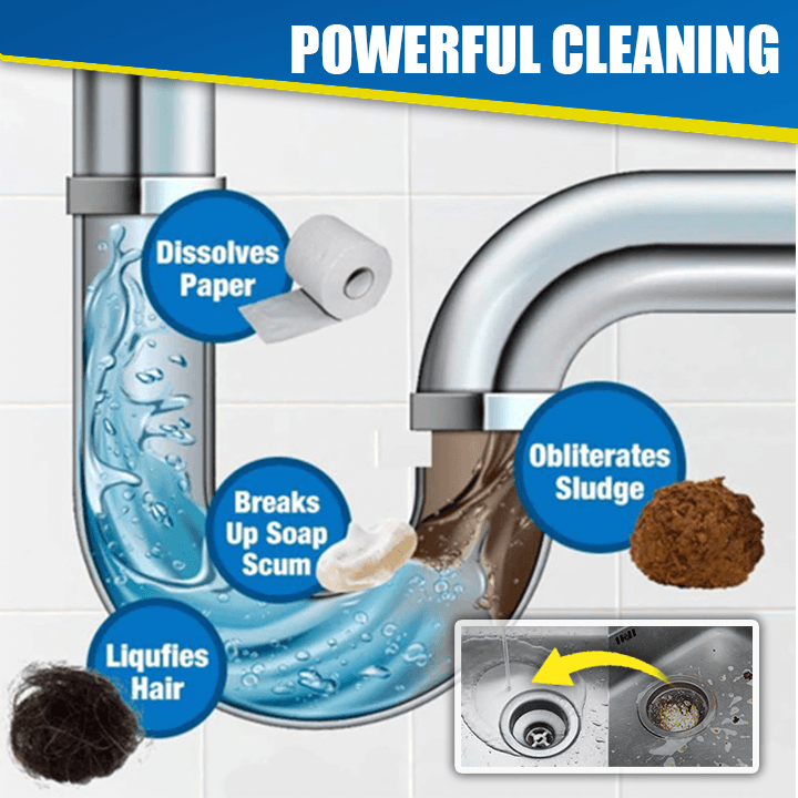Tornado Sink & Drain Cleaner summertwinkle