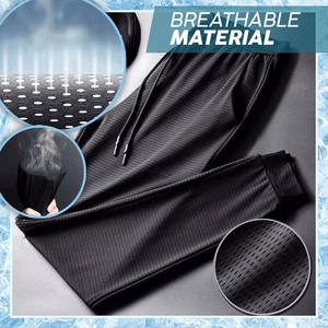 Ice Silk Sports Pants summertwinkle