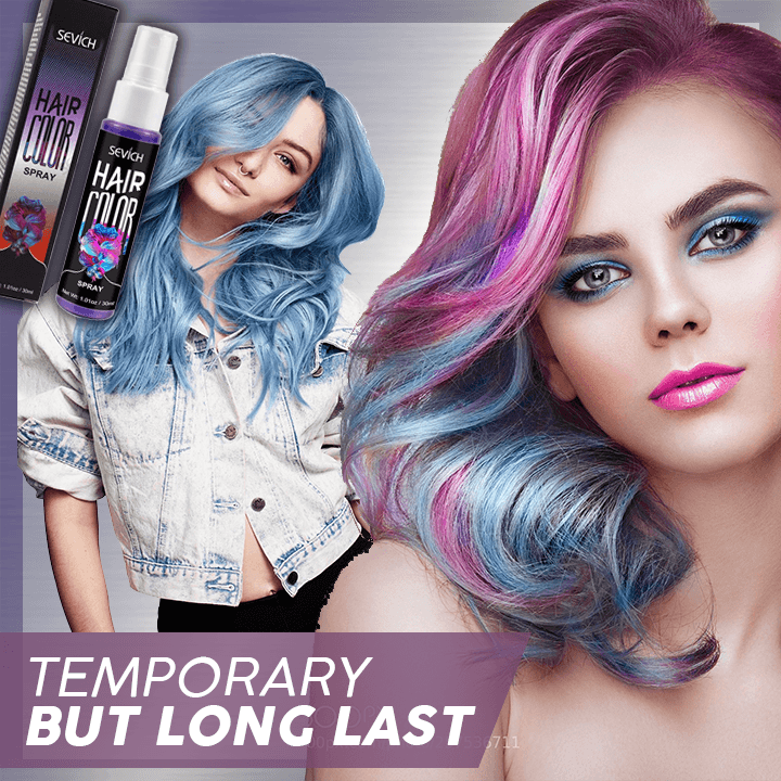 Spray-on Hair Color summertwinkle