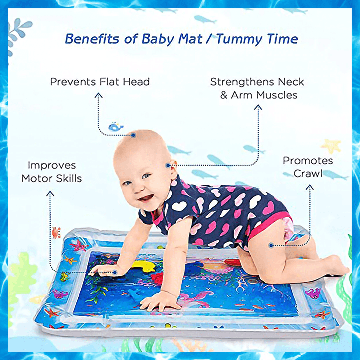 Baby Interactive Water Mat summertwinkle