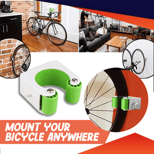Bicycle Mount Buckle Gadgets summertwinkle