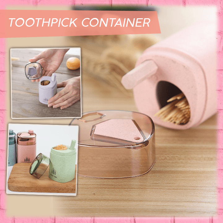 Automatic Toothpick Container summertwinkle