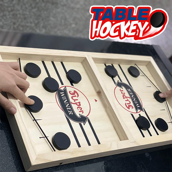 Table Hockey Game Board summertwinkle