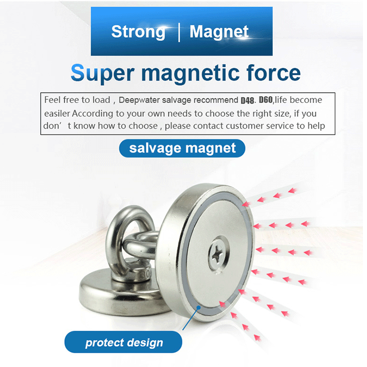 Super Salvage Magnet summertwinkle