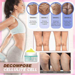 Anti Cellulite Slimming Gel