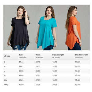 Loose fit Dress T-shirt summertwinkle