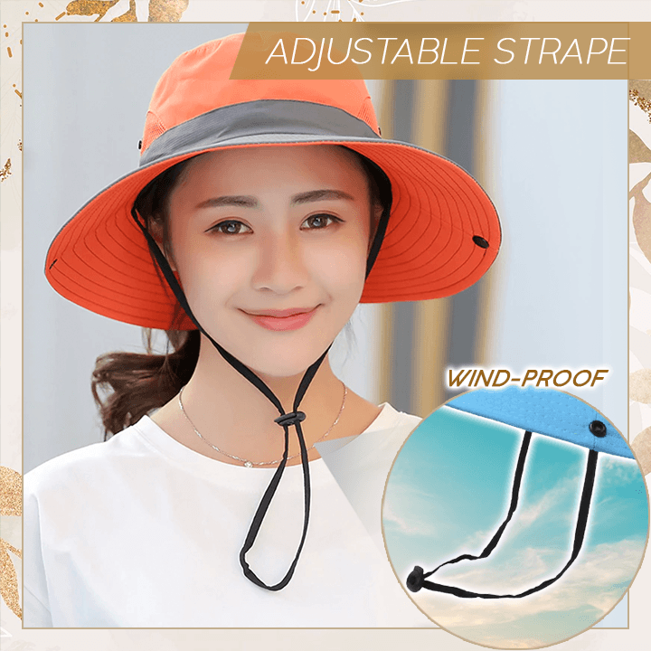 UV Protection Foldable Sun Hat summertwinkle
