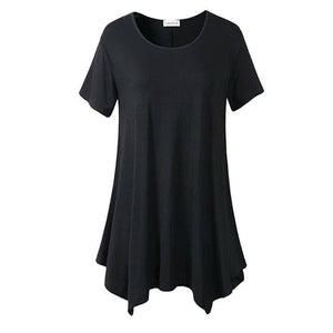 Loose fit Dress T-shirt summertwinkle black M