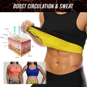 Sweat Boost Training Vest summertwinkle
