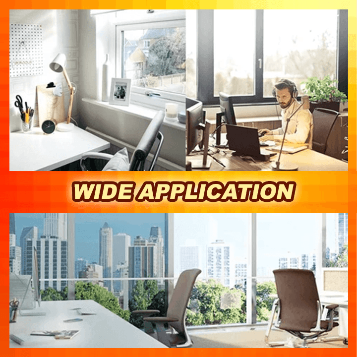 Heat Insulation Privacy Film summertwinkle