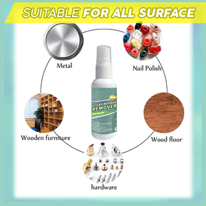 Sticky Residue Remover Spray summertwinkle