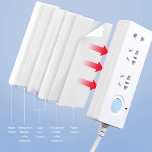 Self-Adhesive Power Strip Mount summertwinkle
