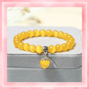 Tiger's Eye Bracelet summertwinkle yellow