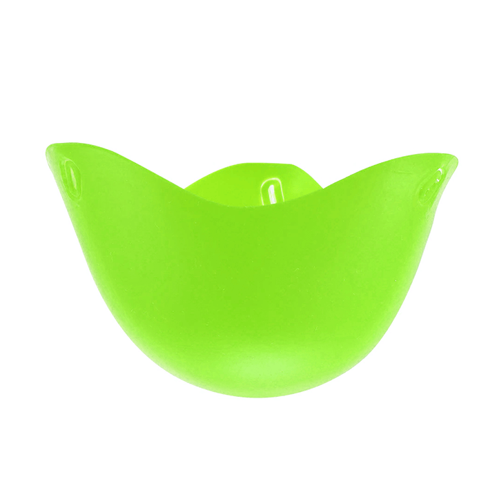 Silicone Egg Poachers summertwinkle green