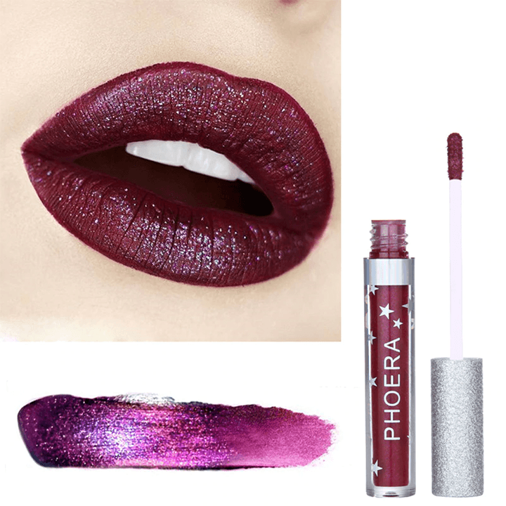 Metallic Glitter Lip Gloss summertwinkle 104