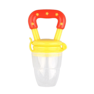 Fresh Juice Pacifier summertwinkle S Yellow