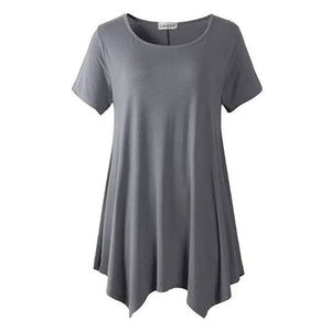Loose fit Dress T-shirt summertwinkle grey S