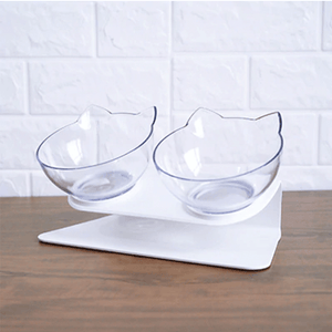 Raised Stand Feeding Bowl summertwinkle double