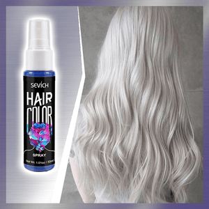 Spray-on Hair Color summertwinkle white