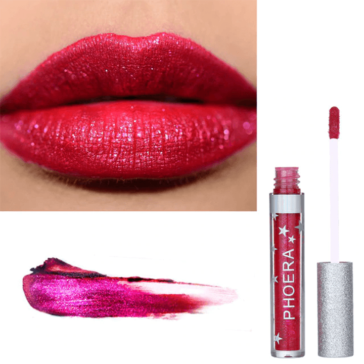 Metallic Glitter Lip Gloss summertwinkle 105
