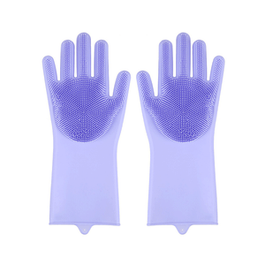 Magic Cleaning Gloves summertwinkle Purple