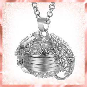 Memories Locket Necklace