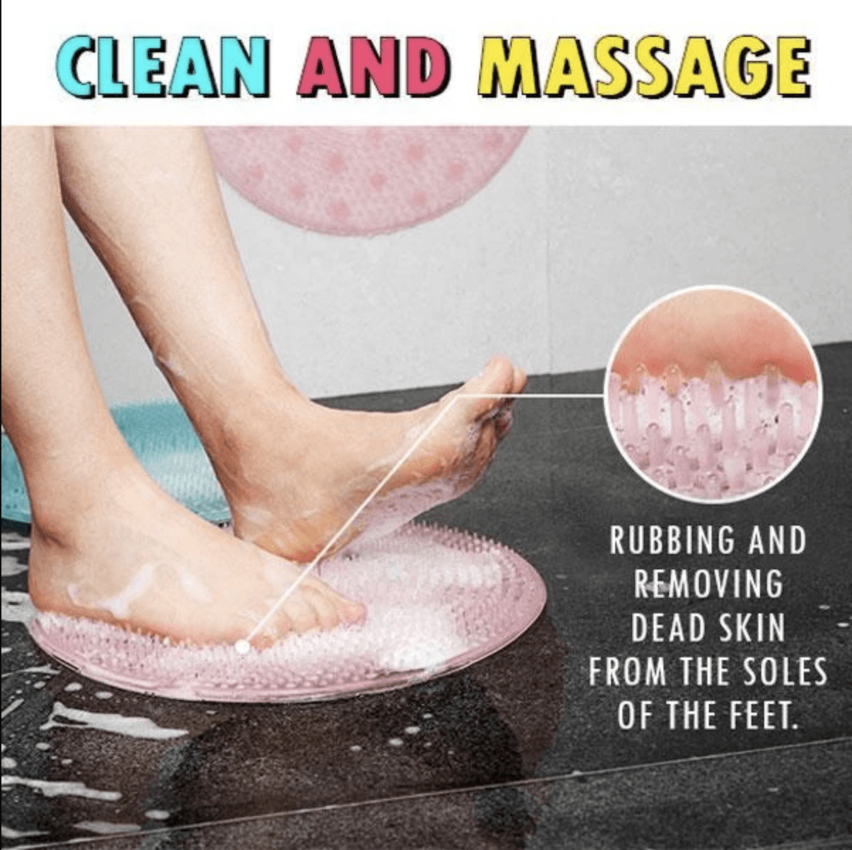 Lazy Bath Massage Pad summertwinkle