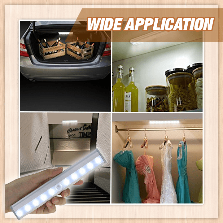 LED Motion Sensor Closet Light summertwinkle
